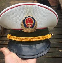 China Traffic Officer Visor Cap Russia Army US NAVY USSR SOVIET UNION MEDAL(China)