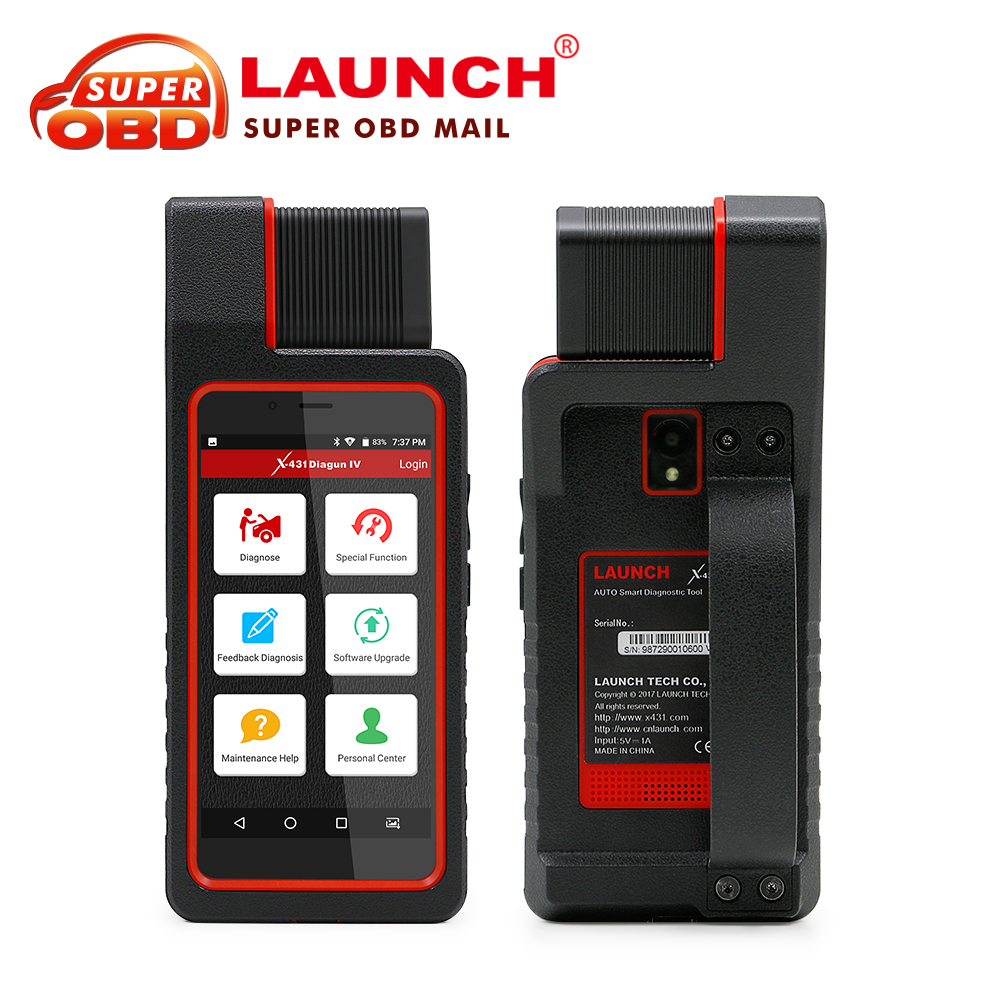 Launch X431 Diagun 4 Full System Diagnostic Tool 2 Years Free Update Diagun IV Code Scanner as x431 iv creader 519 as Gift(China (Mainland))