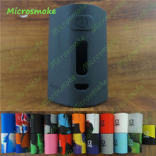 NEW Eleaf istick Pico Dual TC 200W mod Box Kit Silicone rubber Case  Protective Sleeve Cover Thicker Wrap Skin  1pc