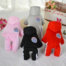 Gomaomi Dog Clothes Hoodie Baseball Uniform Costume(China)
