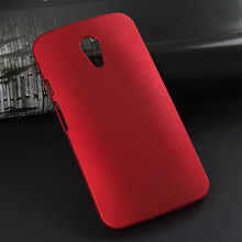 HIGH Quality Fashion Frosted Matte Plastic Hard 5.0For Motorola Moto G2 Case Cover For Motorola Moto G2