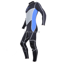 YonSub 3MM Neoprene Man Semi-dry Scuba Diving Wetsuit Surf Spearfishing Wetsuit Underwater Hunting Diving Equipment(China)