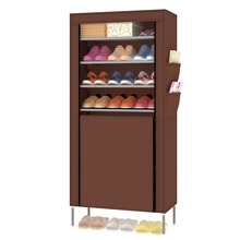 Shoe Cabinet Shoes Rack Prevent Dust And Moisture Storage Large Capacity Home Furniture DIY Simple