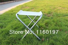 Folding chair,Free Shipping Ultra light Outdoor aluminum alloy foldable fishing chair fishing stool size