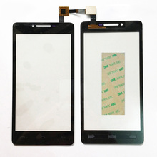 5.0 Inch Touchscreen Black Glass Panel For Prestigio MultiPhone PAP5500 PAP 5500 DUO Touch screen Sensor Digitizer Front Glass(China)