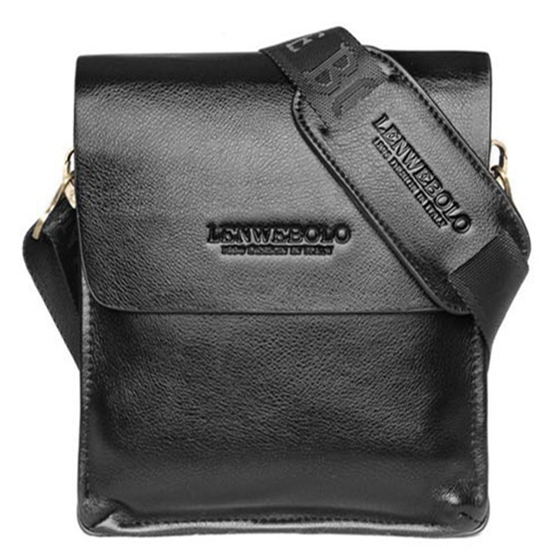 New Fashion Men Messenger Bag Genuine Leather Briefcase High Quality Business Mens Shoulder Bag Crossbody Bags Handbag As Gift<br><br>Aliexpress