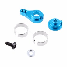 Aluminum Alloy 25T Steering Servo Horn Arm For WLtoys 1/18 RC Model Car A949 A959 A969 A979 K929 Upgrade Parts(China)