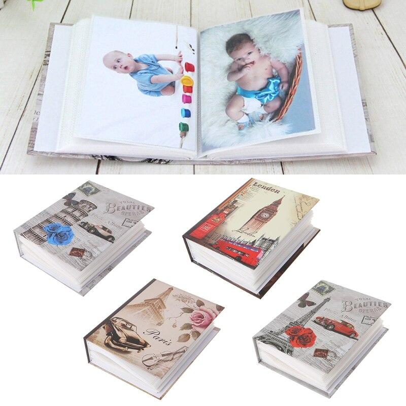 BESTOYARD 5pcs Kraft Paper Self-Adhesive Photo Album Corner