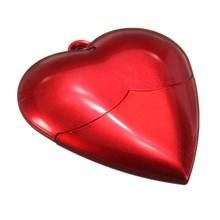Popular Special Lover Gift Red Love Heart Style MECO 4GB USB 2.0 Flash Pen Drive USB Memory Thumb Stick Pendrive U Disk