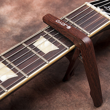 Plastic Steel Light Guitar Capo for Acoustic Electric Guitar JOYO JCP-01