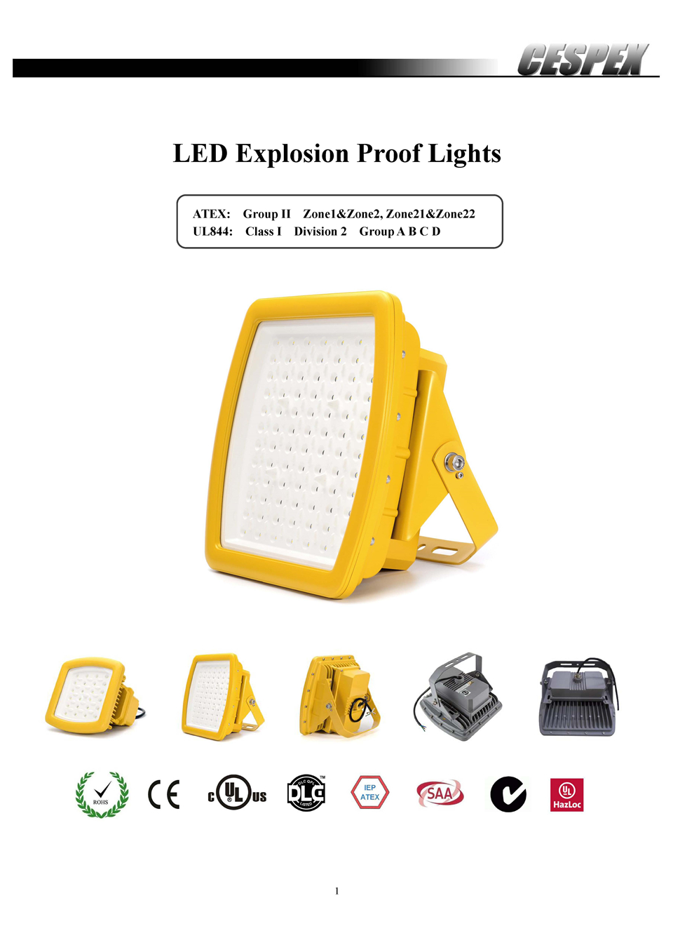 Datasheet of ATEX UL LED explosion proof lights__1