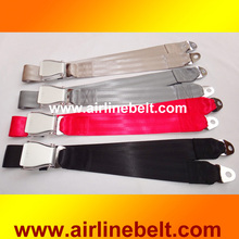 Top classic airplane seatbelt buckle airline aircraft seat belt safety belt for car auto vehicle ship shipping free(China)