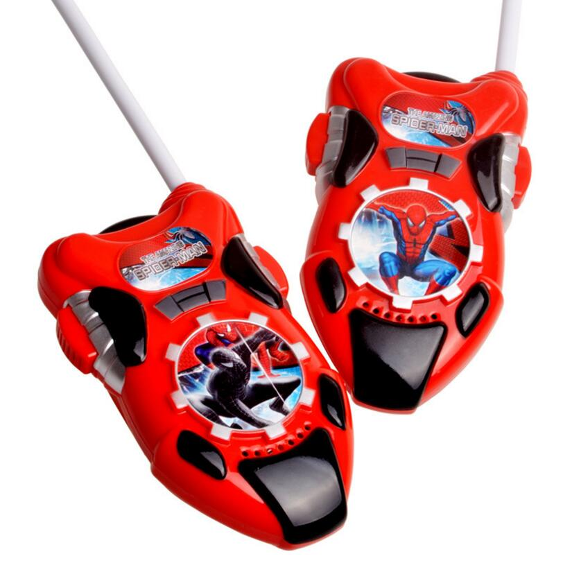 Mini Walkie Talkie Remote walkie-talkie radio call Radio Communicator Walkie-Talkie toys boys toys children juguetes