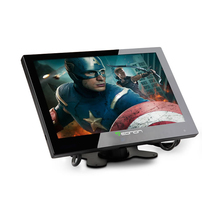 "Eonon 10"" Stand Alone LCD Car Monitor Headrest HD Digital Screen Capacitive Touch Button Built-in Speaker VGA Port Support PC"