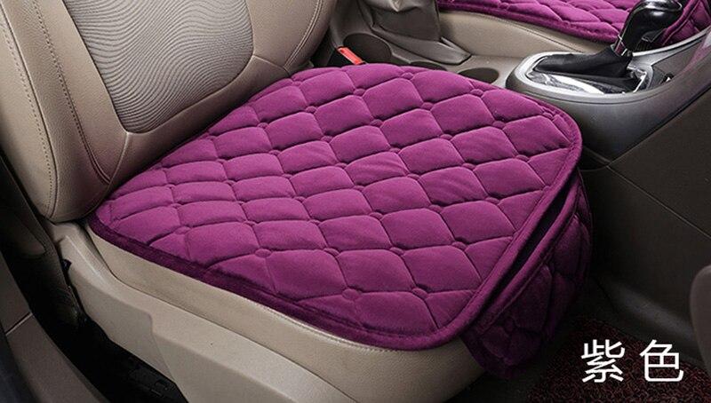 velvet car seat cover 1