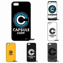 dragon ball Capsule Corp logo Protective Phone Case For Motorola Moto E E2 E3 G G2 G3 G4 PLUS X2 Play Style Blackberry Q10 Z10