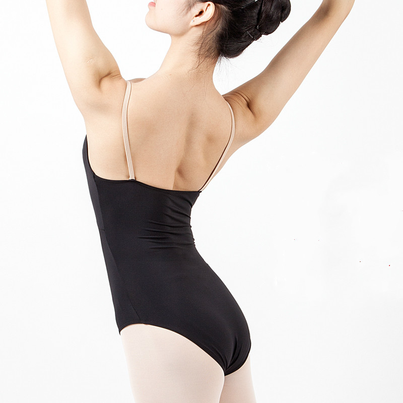 Ballet-Leotard-Yoga-traning-suit-Artistic-Gymnastics-Serve-Woman-use-V-collar-tank-shoulder-costume (1)