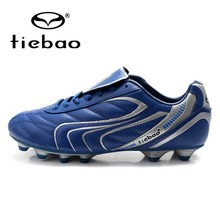 TIEBAO Professional FG & HG & AG Soles Soccer Cleats Outdoor Soccer Shoes Men Women Training Football Boots crampons de foot