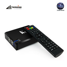 K1 KI Android DVB-S2+1 Year CCcam Europe Amlogic S805 Quad Core Android 4.4+Satellite Receiver Support WiFi CCcam Android DVB-S2