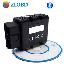 ZOLIZDA new for renault com Bluetooth Diagnostic for Renault-COM ASP Diagnostic & Key Program Code Reader for renault can clip