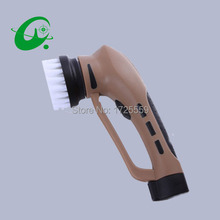 Handheld electric shoe polish machine, Mini automatic shoe cleaning machine used for leather shoes/jacket/bags ect(China)