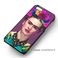 trendy frida kahlo Hard Phone Case Cover for iphone 4 5s 5c SE 6 6s 6plus 6splus Samsung galaxy s3 s4 s5 s6 s7 edge