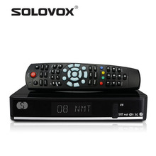 2pc S-X6 Satellite Receiver/ TV Box Support 2 USB WEB TV IPTV Youtube Card Sharing 3G modem(China)