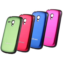 Big Sale Mobile Cover Case For Samsung S3 Mini i8190 Colorful Phone Back Cover For Galaxy S3 Mini i8190(China)
