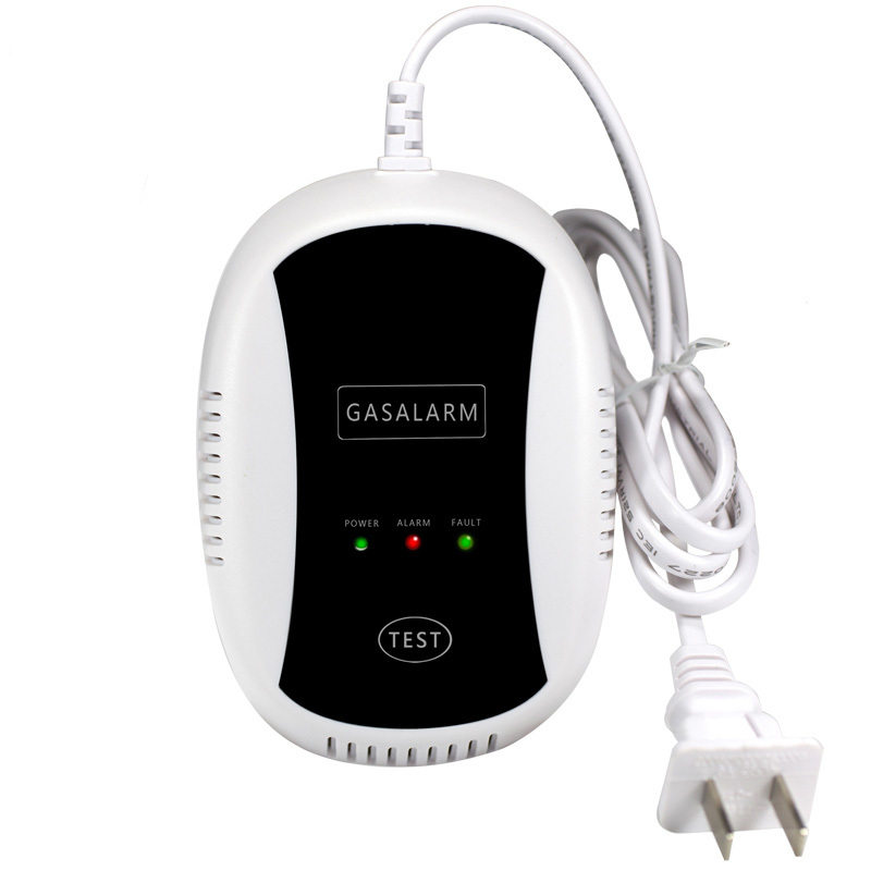 Gas Detector Alarm Wireless Network Home Gas Alarm Sensor<br>