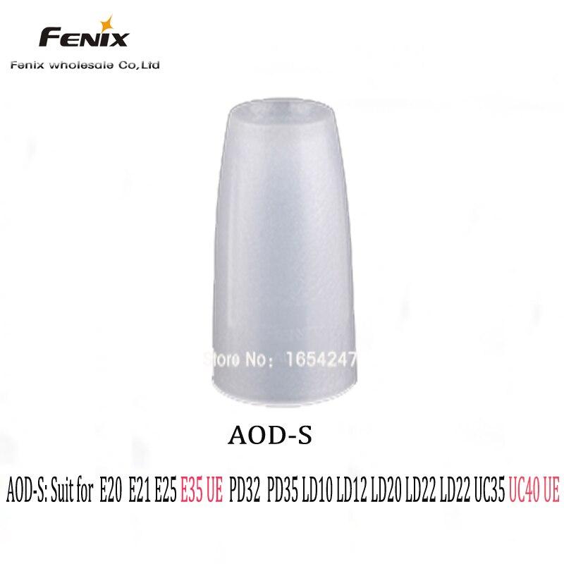 Capuchon pour DEL-Lampes de poche FENIX Diffuseur Tip AOD-S
