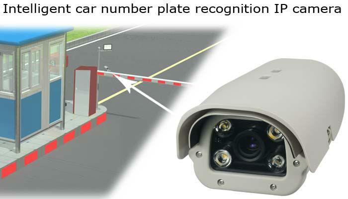 Smart IP LPR Camera