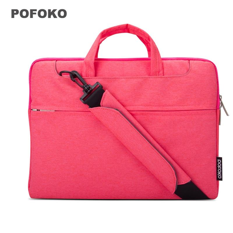 Messenger Bag Handbag case Laptop Sleeve Bag for Apple Macbook Air Pro Retina 11 12 13 15 11.6 13.3 15.4  Men Women Shoulder<br><br>Aliexpress