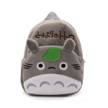 Children's Gifts Kindergarten Boy Totoro Backpack Plush Baby Children School Bags For Girls Teenagers Kid Plush Toy Bag mochila(China)