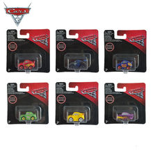 Disney Pixar Cars 3 Mini Size Metal Black Storm Jackson Car Toy Mini Lightning McQueen Speed Sports Car Boy Birthday Gift FKL39(China)