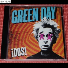 BINYEAE- new seal: Green Day - iDos! 2012 album CD light disk [free shipping](China)