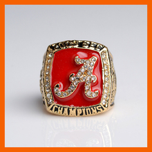 SEC 2009 ALABAMA CRIMSON TIDE MEN'S FOOTBALL SEC CHAMPIONSHIP RING US SIZE 11