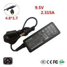 New Laptop AC Adapter 9.5V 2.315A For Asus Eee PC Netbook Mini Notebook Charger Power Supply 4.8*1.7mm