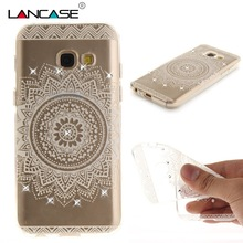 LANCASE For Samsung J5 2016 Case Diamond Glitter TPU Back Cover For Samsung Galaxy A5 2017 A3 2016 A7 J5 Prime Cell Phone Cases