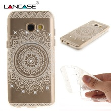 LANCASE For Samsung J5 2016 Case Diamond Glitter TPU Back Cover For Samsung Galaxy A5 2017 A3 2016 A7 J5 Prime Cell Phone Cases(Hong Kong)