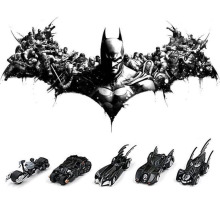 The Tumbler Batmobile Collection Diecast Car Model Doll Toys Gift