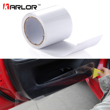 10cm x 3/5/10M Rhino Skin Sticker Car Bumper Hood Paint Protection Film PVC Vinyl Clear Transparence Film Car Auto Decal