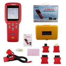 Original Xtool X100 X 00 Pro Auto Key Programmer Updated Version X100+ X-100 for ECU Immobilizer Pin Code Reader Update Online