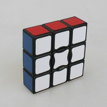 Brand New X-cube Cubo Magico 1x3x3 Magic Cube, Special Intelligence Test Speed Puzzle Toys For Children's Learning Gift