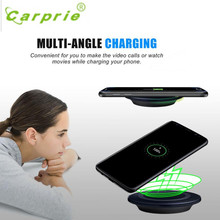 CARPRIE  New Coming Lovely Qi Wireless Charging Charger Pad For Samsung Galaxy S8 / S8 Plus Smartphone quick mobile charger