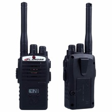 2pcs/lot Wireless Walkie Talkie Children Set Kids Portable Electronic Interactive Educational Toys Black(China)