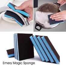 5Pcs High Quality Nano Sponge Magic Eraser Cleaning Cotton Nano Emery SpongeHome Supplies Descaling Small Cleaning Sponge A45