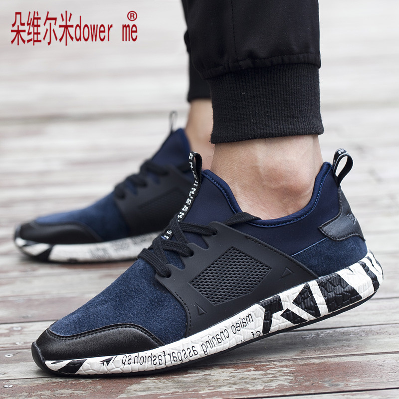 2017 New Men Casual Shoes Spring Autumn Mens Trainers Race Runners Men Shoes Male Flat With Classic Shoe Zapatillas Deportivas<br><br>Aliexpress