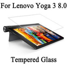 "For Lenovo Yoga Tab 3 8.0"" 850 850F Tablet PC Ultrathin Premium Explosion-Proof Tempered Glass Screen Protector"