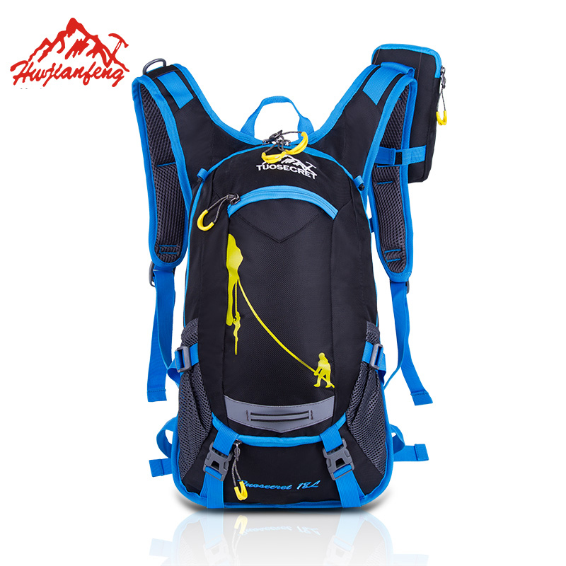 Professional cycling Sport backpack Waterproof nylon 18L suspension breathable bicycle bag rainproof outdoor riding bike bags<br><br>Aliexpress