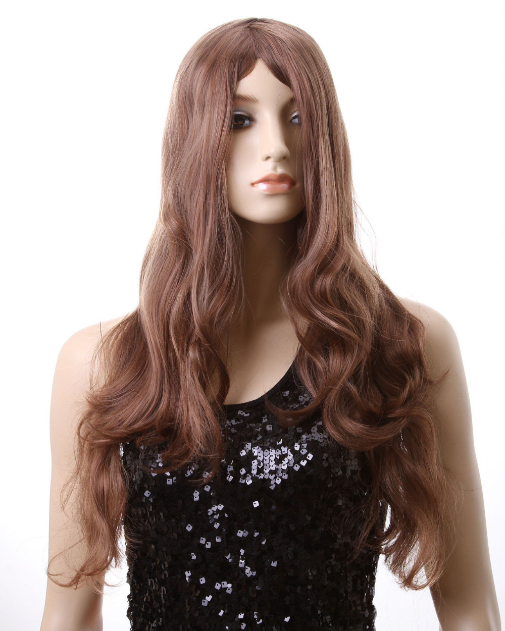 Old fashioned wavy hair 99